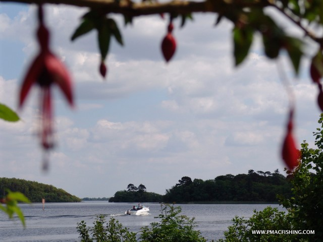 View of Lough Corrib from Ashford Castle grounds '09